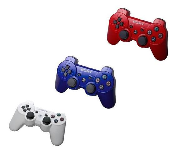 Joystick Ps3 Dualshock3 Inalámbricos Colores Clase A