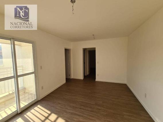 Apartamento Com 3 Dormitórios À Venda, 65 M² Por R$ 300.000,00 - Vila Camilópolis - Santo André/sp - Ap10279