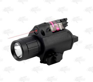 Linterna Laser Tactica Sig Sauer 20mm Pistola Rifle Xtreme