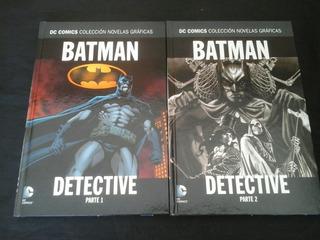 Batmam: Detective - Completo - 2 Tomos (completo)