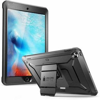 Carcasa Funda Con Mica Supcase Ubpro Para iPad 10.2 2019 Neg