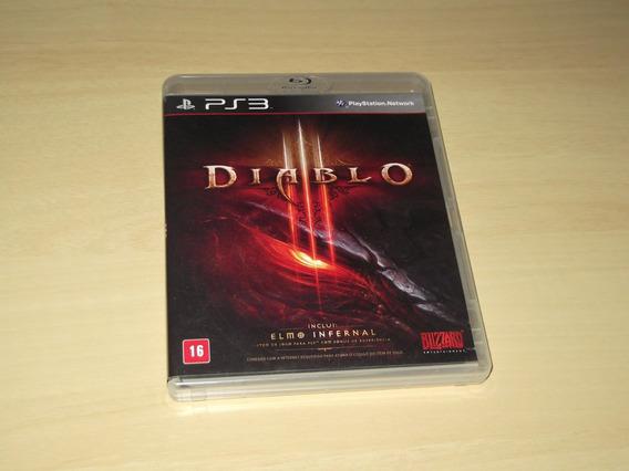 Ps3 - Diablo 3