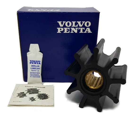 21951360 Rotor Da Bomba Sucção Água Sal Volvo Penta Tamd
