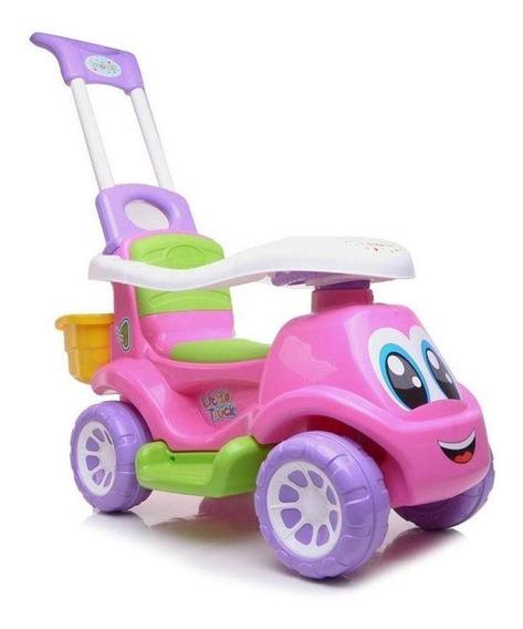 Carrinho De Passeio Little Truck 3x1 - Menina 3024 Maral