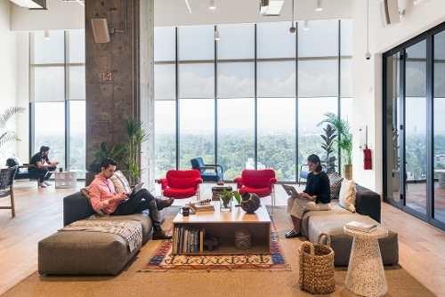 Oficinas En Renta Cd. De México - Torre Mitikah