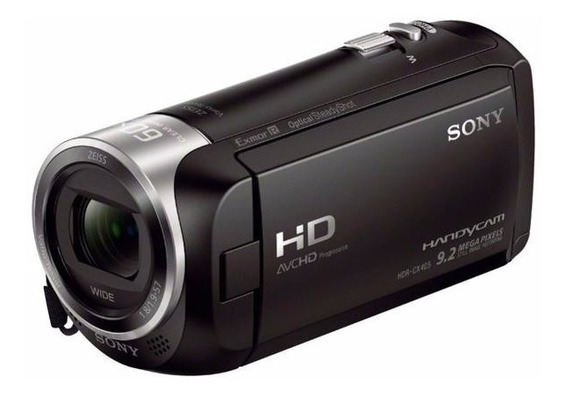 Filmadora Sony Hdr Cx440 Zoom 60x Wi-fi 8gb+cartao 32gb