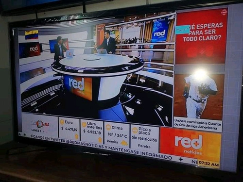 Tv De 32 Pulgadas Samsung Smart Tv 4k Uhd 32b5