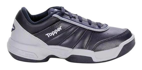 Topper Zapatillas Hombre - Tie Break Iii Azul