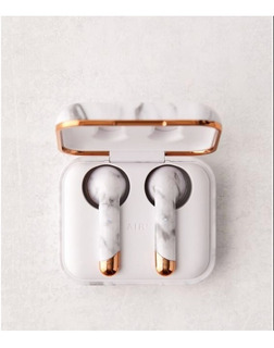 Auriculares Bluetooth Inalambricos Happy Plugs 1 Blanco Marb