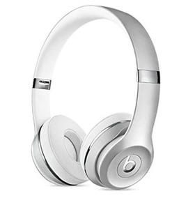 Beats Solo3 Sem Fio Bluetooth Redução De Ruído - Prata