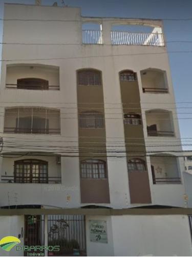 Imagem 1 de 11 de Apartamento Com 170 M² No Centro De Taubaté Excelente Localização Com 3 Dormitórios Sendo 1 Suite. - 4656 - 34784775