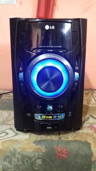 System Lg Com Defeito No Display!funcionando Tudo Com Audio
