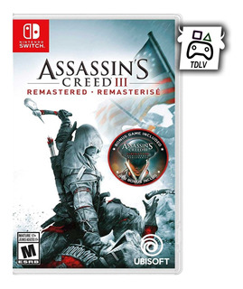 Juego Nintendo Switch Assassin