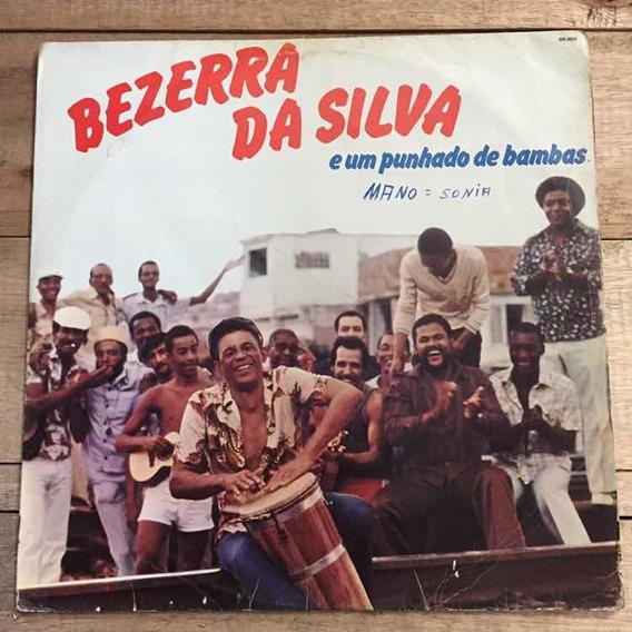 Lp Bizerra Da Silva E Um Punhado De Bambas 1982