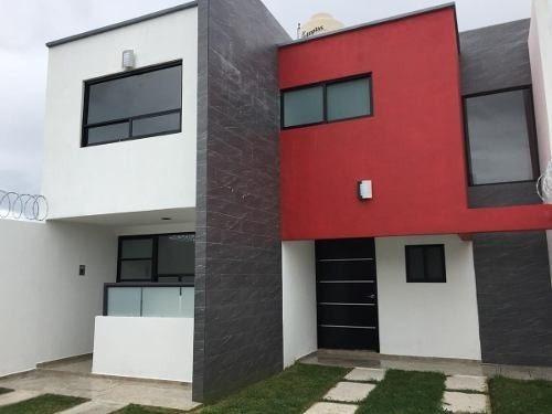 Ven A Estrenar Esta Preciosa Casa En Apizaco Tlaxcala