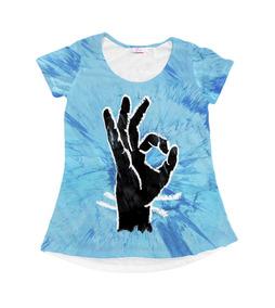 Blusinha T-shirt Baby Look Ed Sheeran Divide Perfect Album