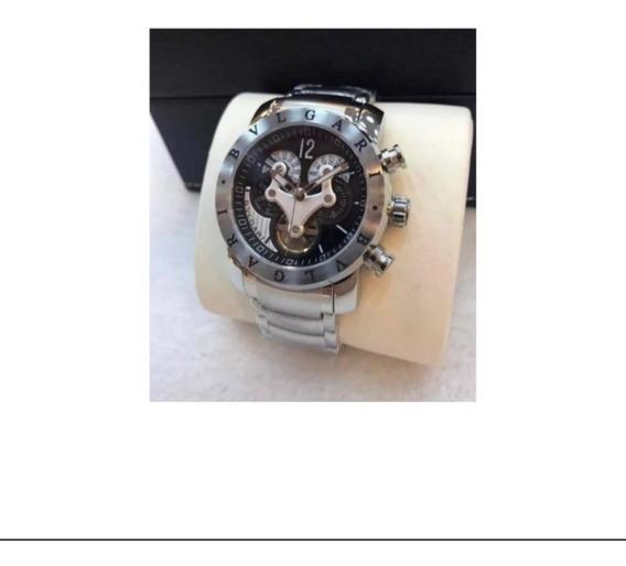 Relógio Gtf314 Bv Venom Linha Prata Original