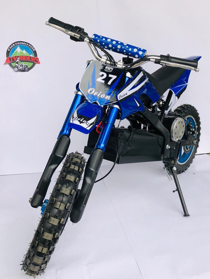 Moto Niños Cross Motor 800w Con Garantia