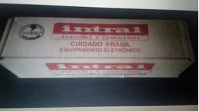 Reator Inversor De Emergencia 60hz 220v Intral, Cod. 02466