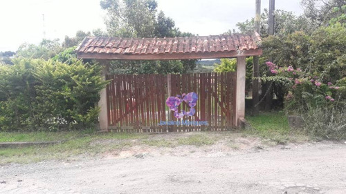 Chácara Com 1 Dormitório À Venda, 1200 M² Por R$ 280.000,00 - Mombaça - São Roque/sp - Ch0109