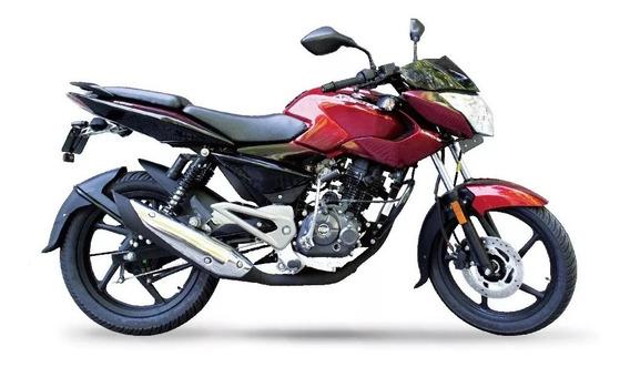 Bajaj Rouser 135cc Ls Arizona Motos