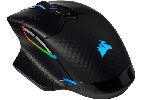 Mouse Corsair Dark Core Rgb Pro Gamer - 8 Botones Bluetooth