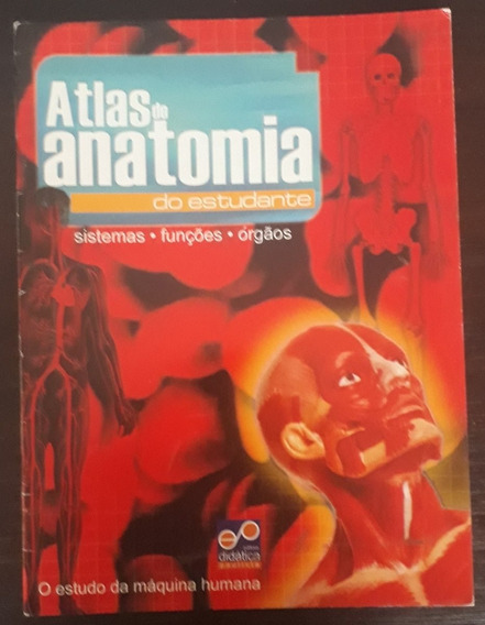 Atlas De Anatomia Do Estudante.