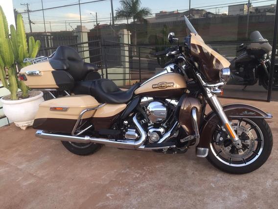 Harley Davidson - Ultra Limited