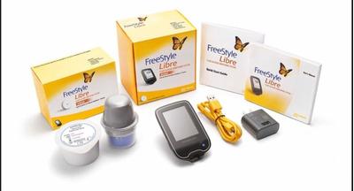 Freestyle Libre Kit Lector + 1 Sensor (parche Diabetes)