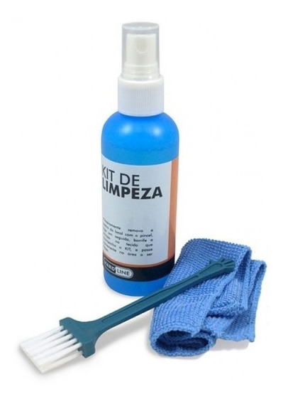 Kit De Limpeza Kcl-1014