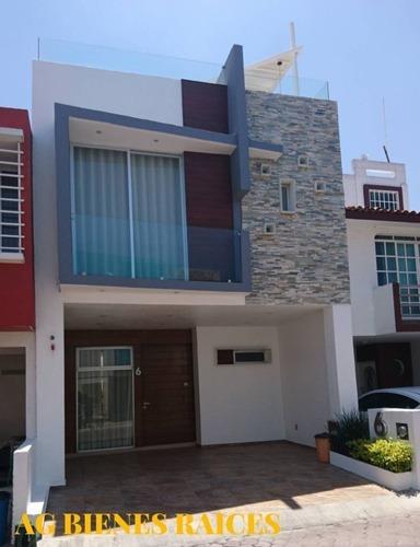 Casa Excelente Ubicacion Y Acabados, Cerca Colon, Iteso, Uvm