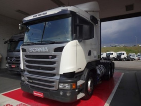 Scania R 400 6x2 Canelinha 2014 Opticruise Selectrucks