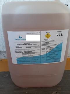 Desincrustante De Sarro De Tuberías Industriales 20 L