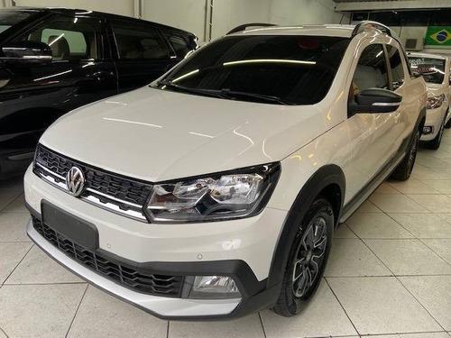 Volkswagen Saveiro Cross Cd 1.6 16v 2020 Estado De Zero!