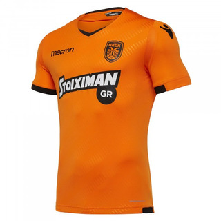 Camiseta Futbol Paok Salónica 2019 Macron
