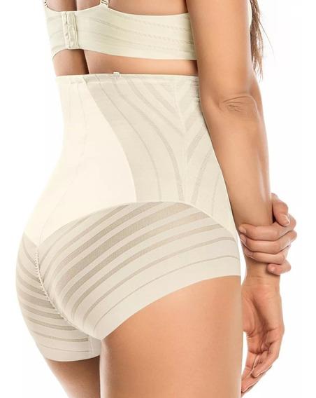 Panty Faja Colombiana Control En Bandas Leonisa