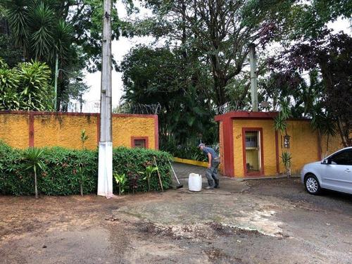 Casa Residencial Para Venda E Locação, Mirante, Arujá - Ca0674. - Ca0674