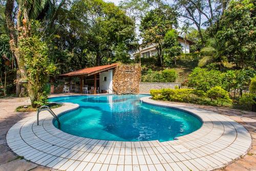 Imagem 1 de 30 de Casa-são Paulo-chácara Flora   Ref.: Reo264680 - Reo264680