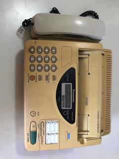Fax Telefone Panasonic Kx-f500 Funcionando