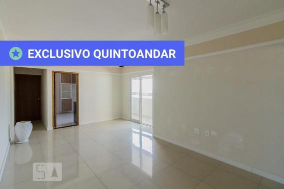 Apartamento No 10º Andar Com 3 Dormitórios E 2 Garagens - Id: 892968831 - 268831