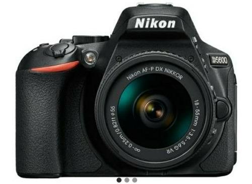 Camara Nikon - D5600