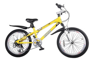 Bicicleta Royal Baby Freestyle 6 Velocidades - Star Cicles