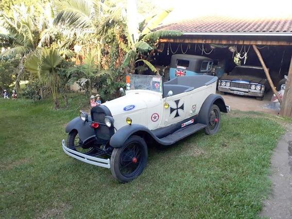 Ford 1929 Phaeton Conversível