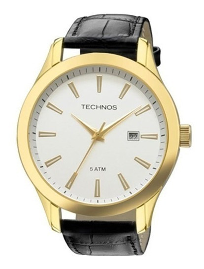 Relógio Technos Masculino Classic Steel 2115uc/2b