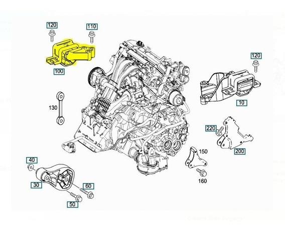 Coxim Do Motor Lado Direito Smart Fortwo 2009-2014