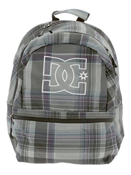 Dc Recess Backpack Grey