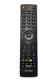 Controle Tv Semp Toshiba Dl-3975i Dl-3277i Ct-6640 Dl-3977i