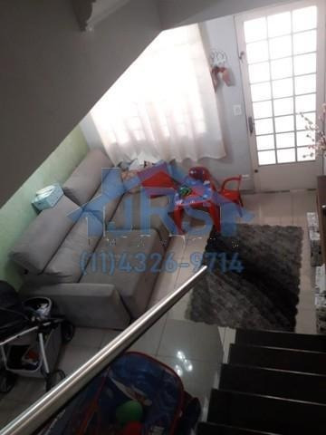 Sobrado À Venda, 90 M² Por R$ 424.000,00 - Jardim Regina Alice - Barueri/sp - So1646