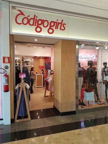 Vendo Franquia De Roupas No Center Shopping Uberlândia