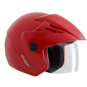 Capacete Ebf Thunder Open Solid